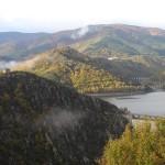 Lac de Villefort proche du gîte