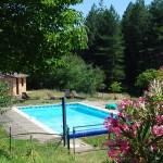 Gite dans les Cévennes avec piscine